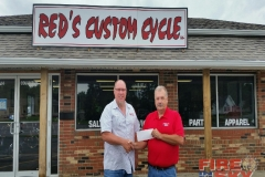 Red's Custon Cycles
