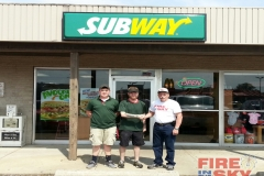 Subway of Fayette Center